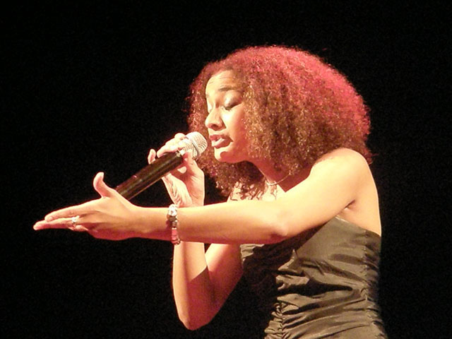 Sharon Kips zingt met Zon en Zegen